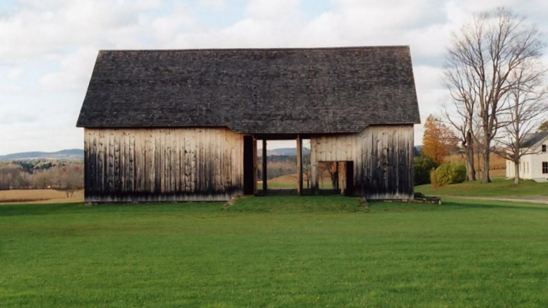 Scottish Barn – The Persistence Foundation