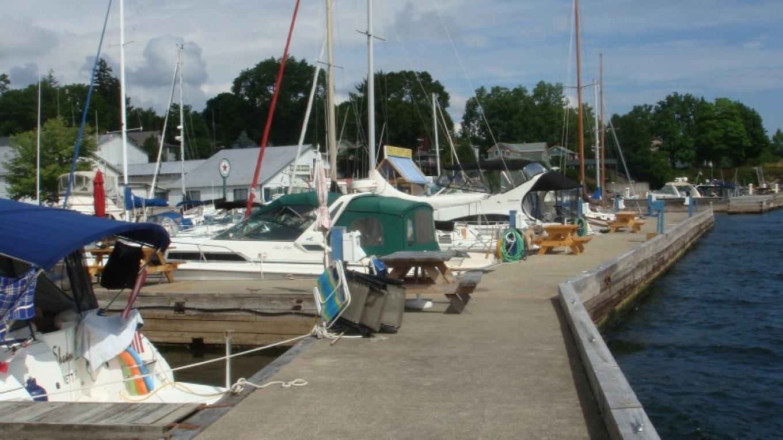 Essex Shipyard, Essex NY – Ray Faville