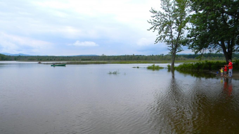 Tranquility in Ausable Marsh Wildlife Management Area. – Adirondack Coast Visitors Bureau