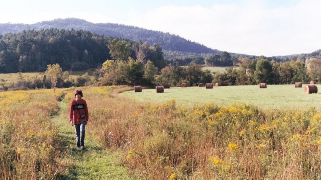 The Bobcat trail is a lovely amble any time year through farm, forest and fields. – Chris Maron
