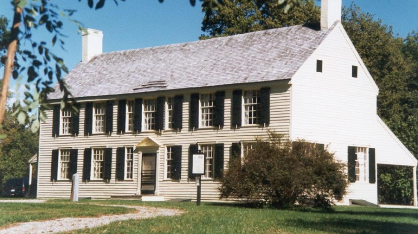 Philip Schuyler House – National Park Service