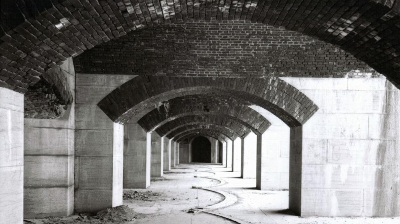 Inside Fort Montgomery. – Robin Brown Photography