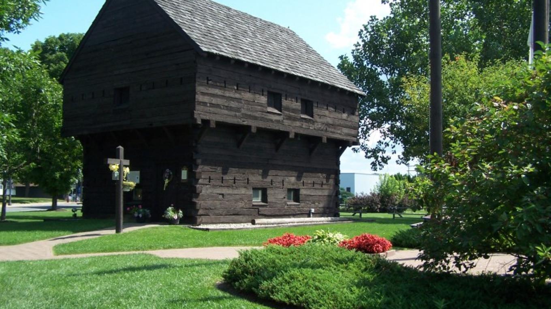Stillwater Blockhouse – Stillwater Town Historian