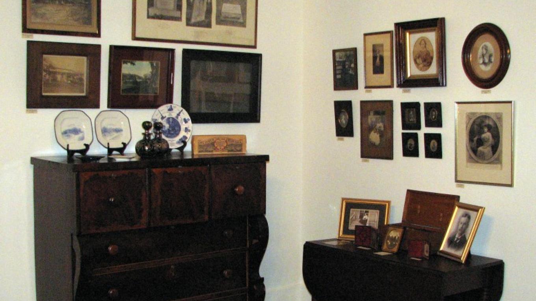 Alice and William Miner photographs and memorabilia. – Amanda Palmer