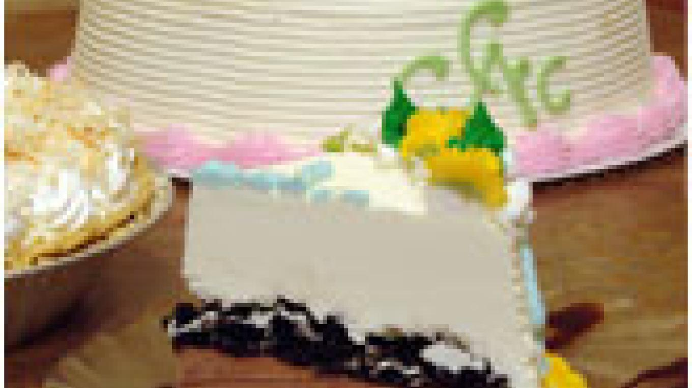 Ice cream cakes - several sizes and  special orders available.