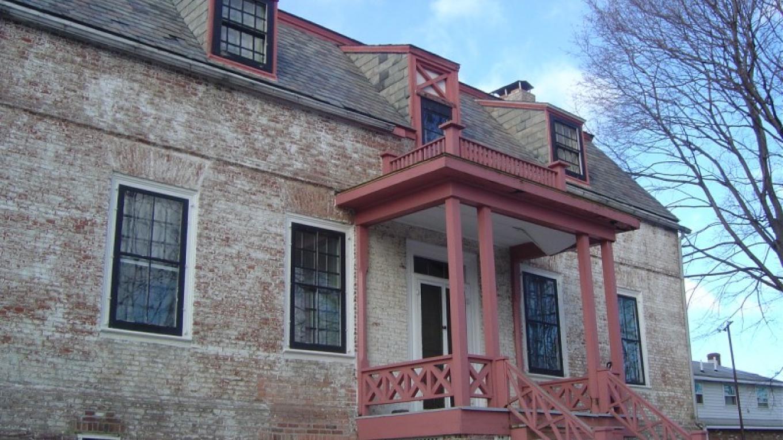 Van Schaick House – Andrew Alberti