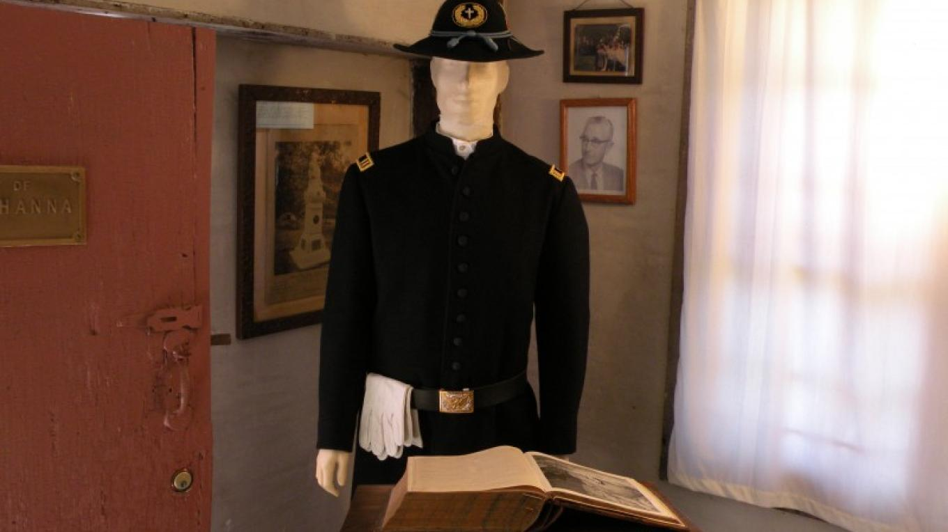 Chaplains uniform (replica) – Swano