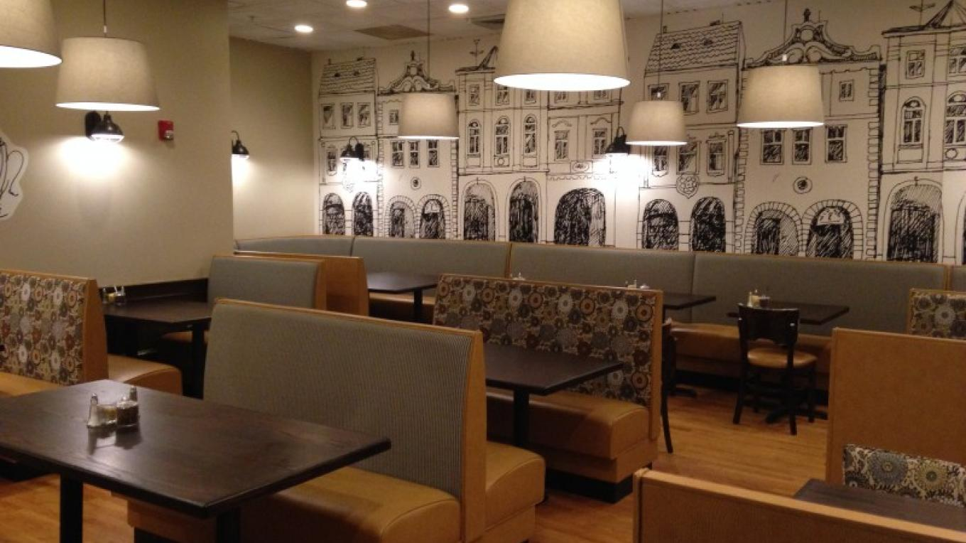 Troy - Dining room – Kevin Borowsky
