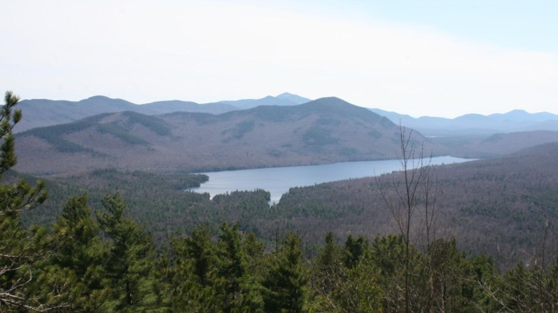 The summit of Silver Lake Mountain – Adirondack Coast Visitors Bureau