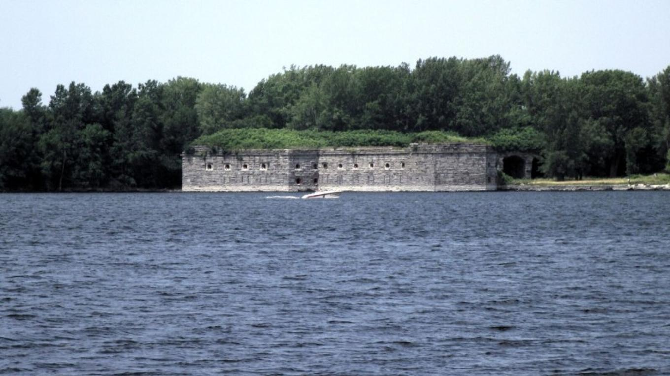 View of the fort. – Wikipedia