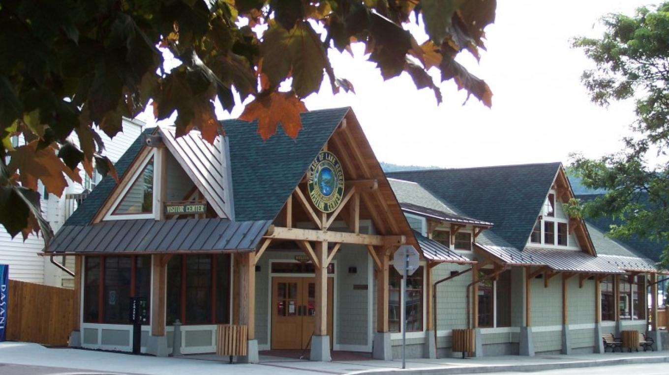 Lake George Region Visitors Center – Janet Kennedy