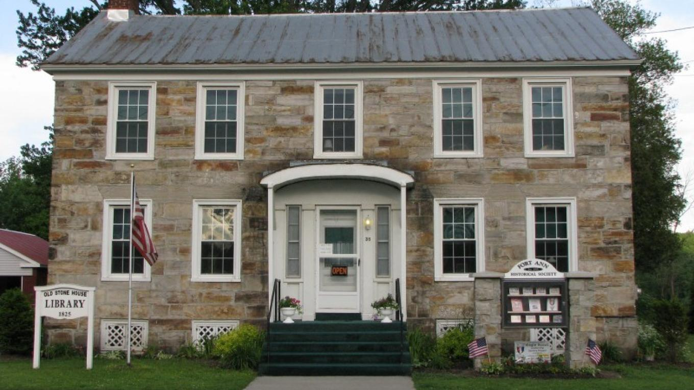 Old Stone House Library – Mary Lutz