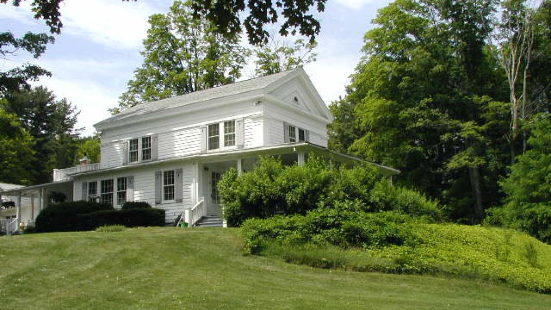 Up Yonda Farmhouse – Matt Sprow