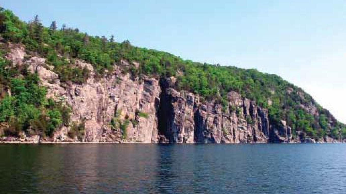 The Palisades. – Courtesy of Dee Carroll