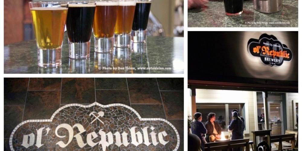 ol' Republic Brewery – http://outsideinn.com/blog/ol-republic-brewery.htm/