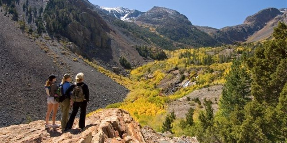 Fall Colors in Lundy Canyon – Hugh Smith