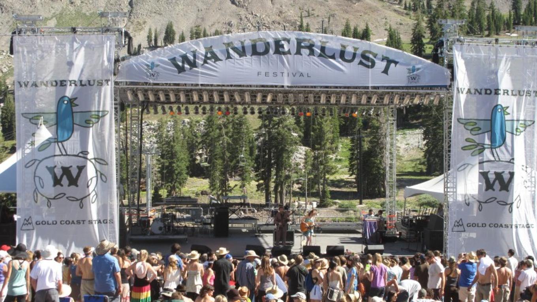 Wanderlust Festival at Squaw Valley. – Sean Kristl