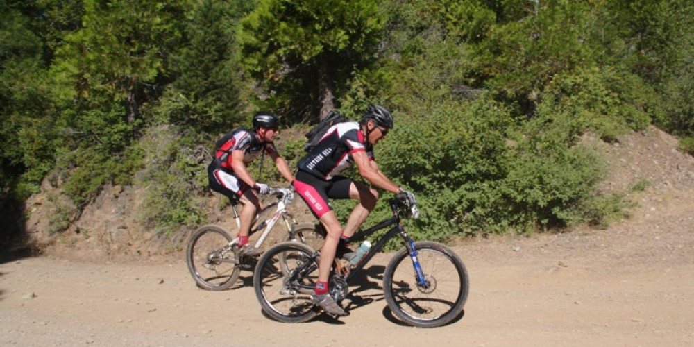The Downieville Classic is a grueling race, not for the casual mountain biker – Darby Hayes