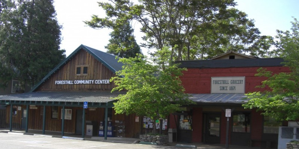 Foresthill Community Center – Debbie Griffin