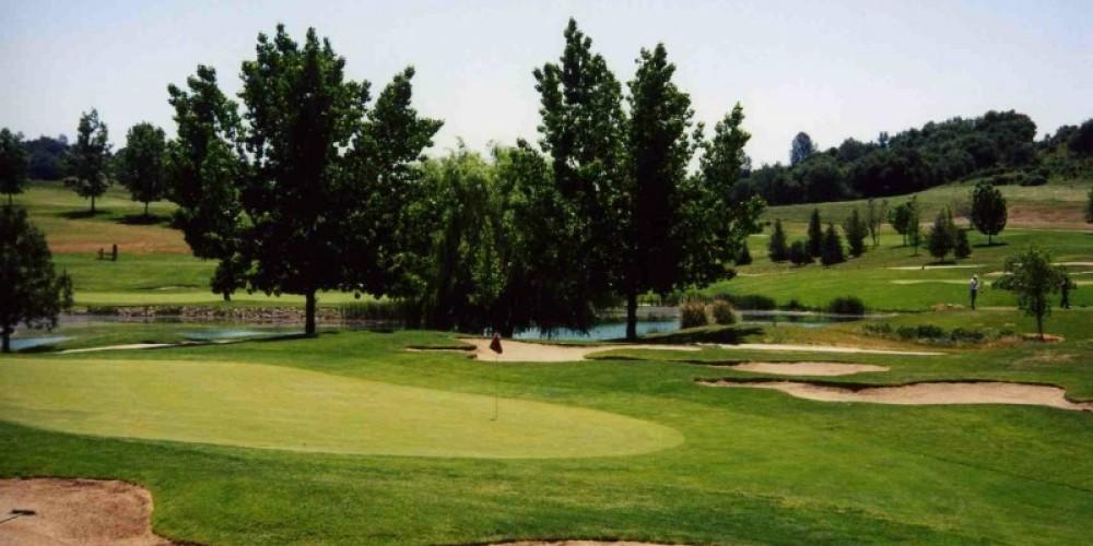 Golf course view – courtesy Mountain Springs Golf Course