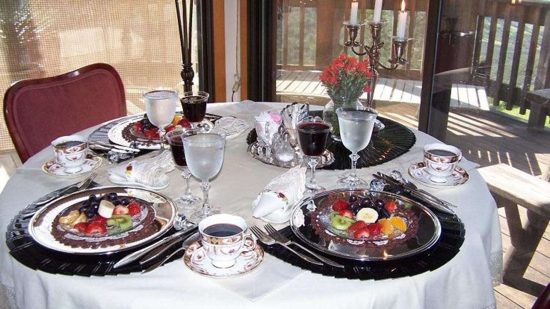 Gourmet breakfast at Penon Blanco Lookout – Margi Tanner