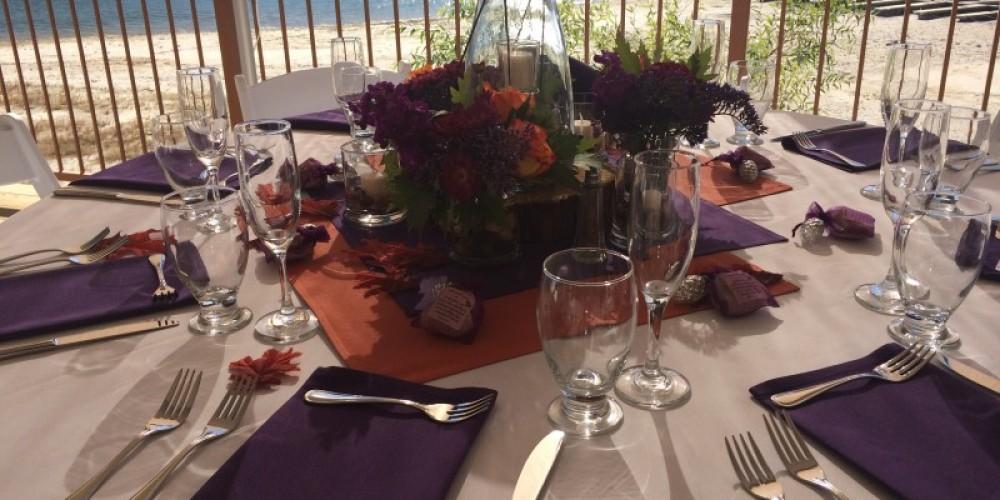 Table setting – www.basslake.com