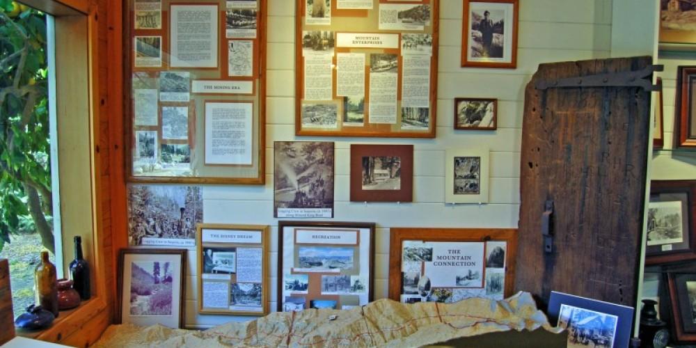 Mineral King Corner of Three Rivers Museum – Tom Marshall
