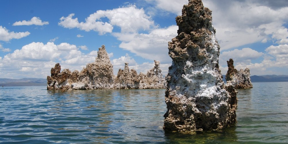 Tufa Towers Mono Lake – Sarah McCahill