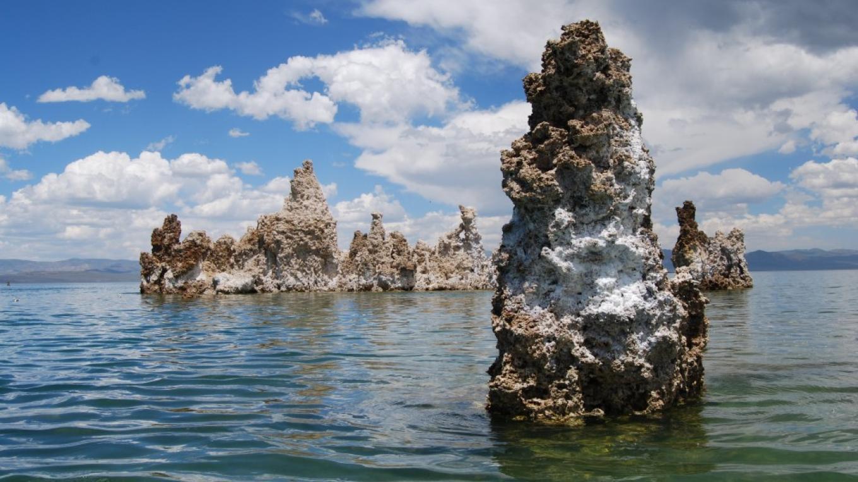 Tufa Towers Mono Lake – Sarah McCahill