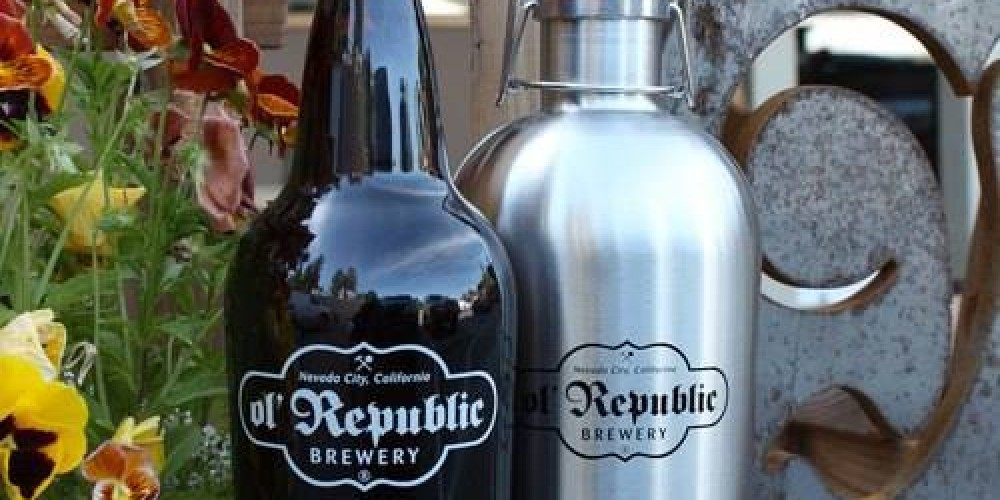 Growlers are also available for purchase – http://sierratoday.blogspot.com/2013/03/a-year-to-celebrate-olrepublic-brewery.html
