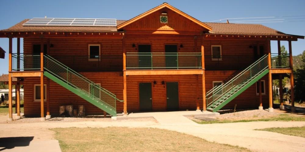 Green 4-H Alumni Cabin – Travis K. Lee