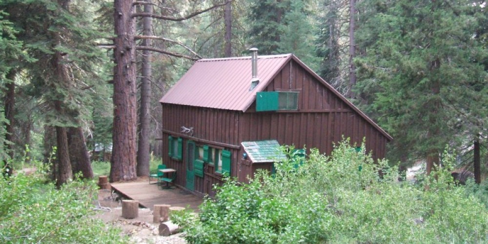 A Mineral King cabin built ca. 1920. – The Kaweah Commonwealth