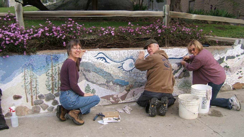 Mosaic Volunteers – Mark Aspery