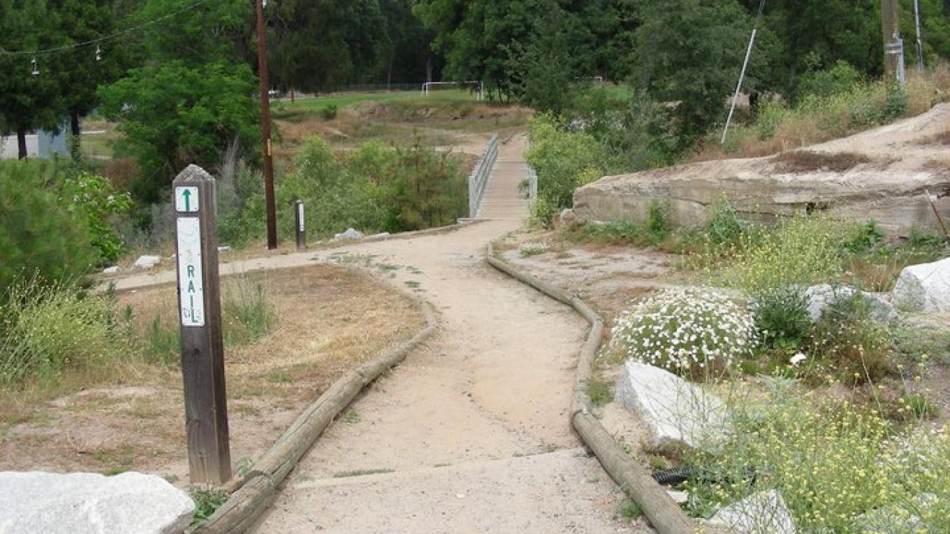 Oakhurst River Parkway Trail – Sandy Brinley, Chairperson ORP