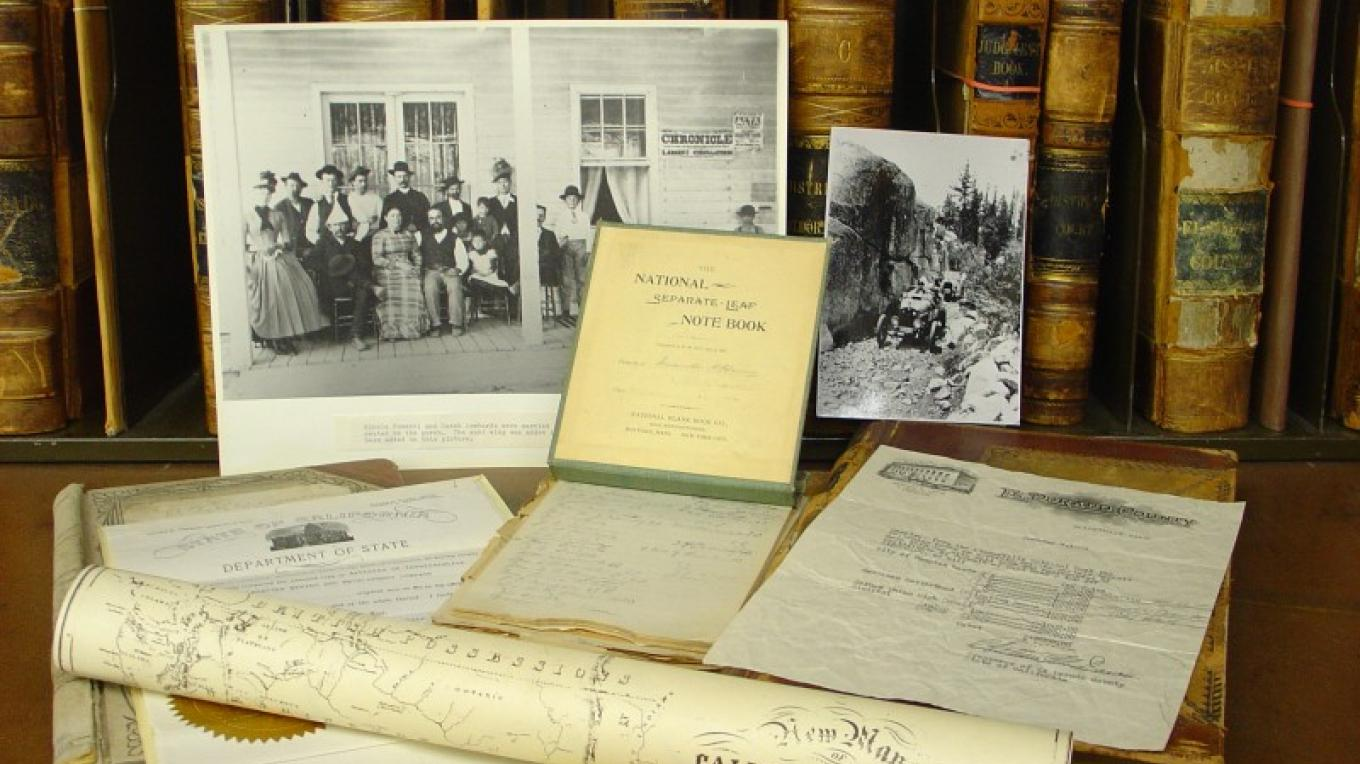 The County Museum's Research Room is open to the public on Tuesdays – Bonnie Duffy Wurm