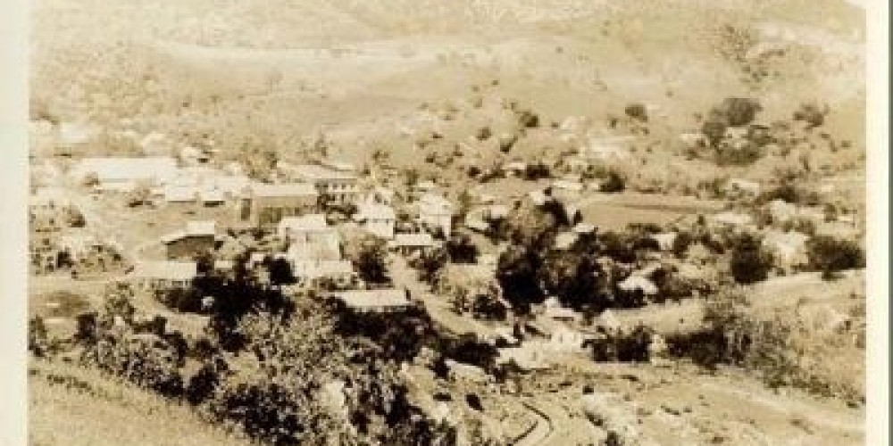 Postcard of Mokelumne Hill circa 1910 – Unknown/hmdb.com