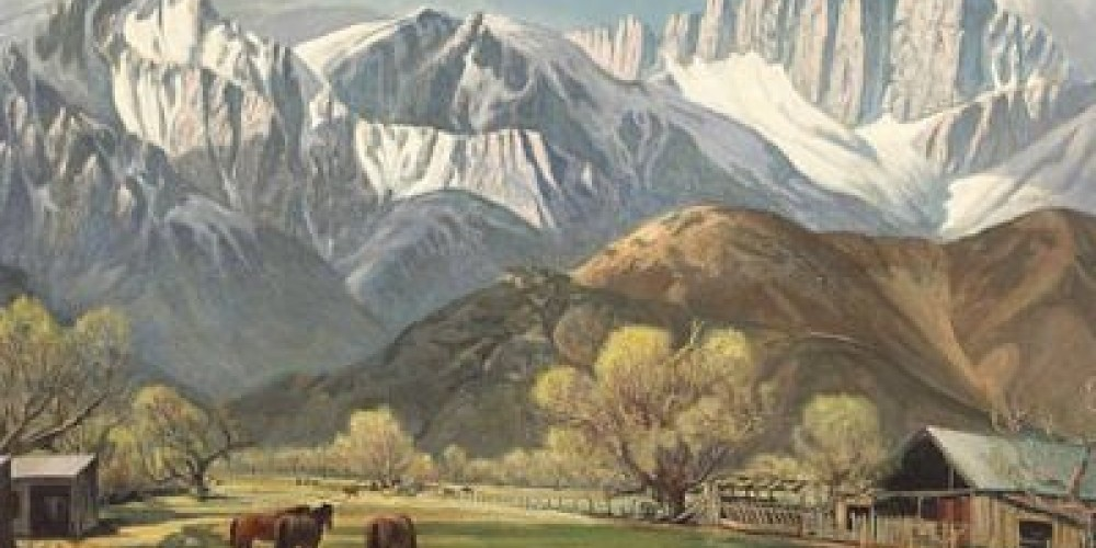Mount Whitney – Coons Gallery