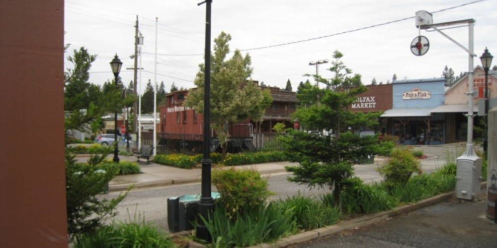 Downtown Colfax – David Wiltsee
