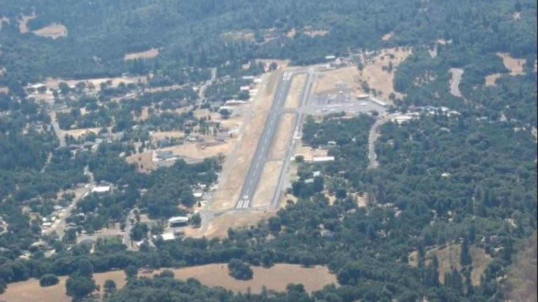 Aerial View – Silvano Gai