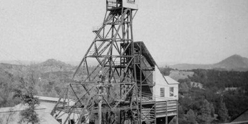 Kennedy Mine – miningartificats.org