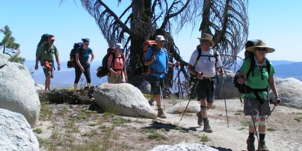 Annual Tahoe Rim Trail Thru-Hike