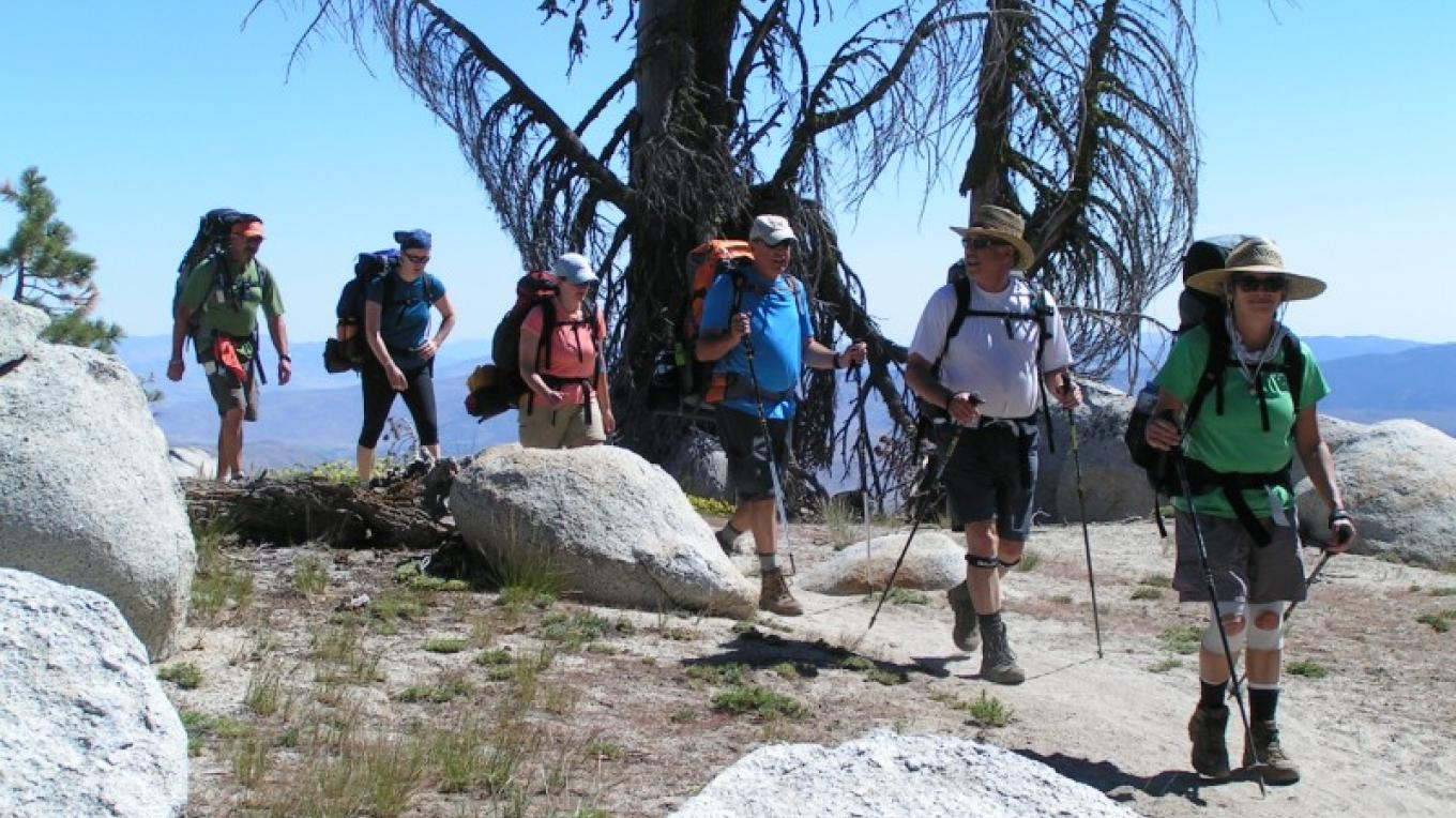 Annual Tahoe Rim Trail Thru-Hike