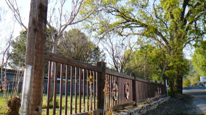 Scavenger land fence – Susan Leeper