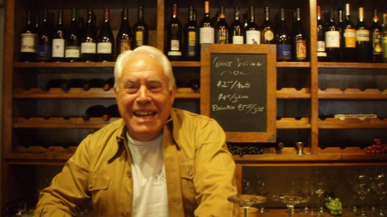 Will Clark of 49 Wines in Downieville, CA.