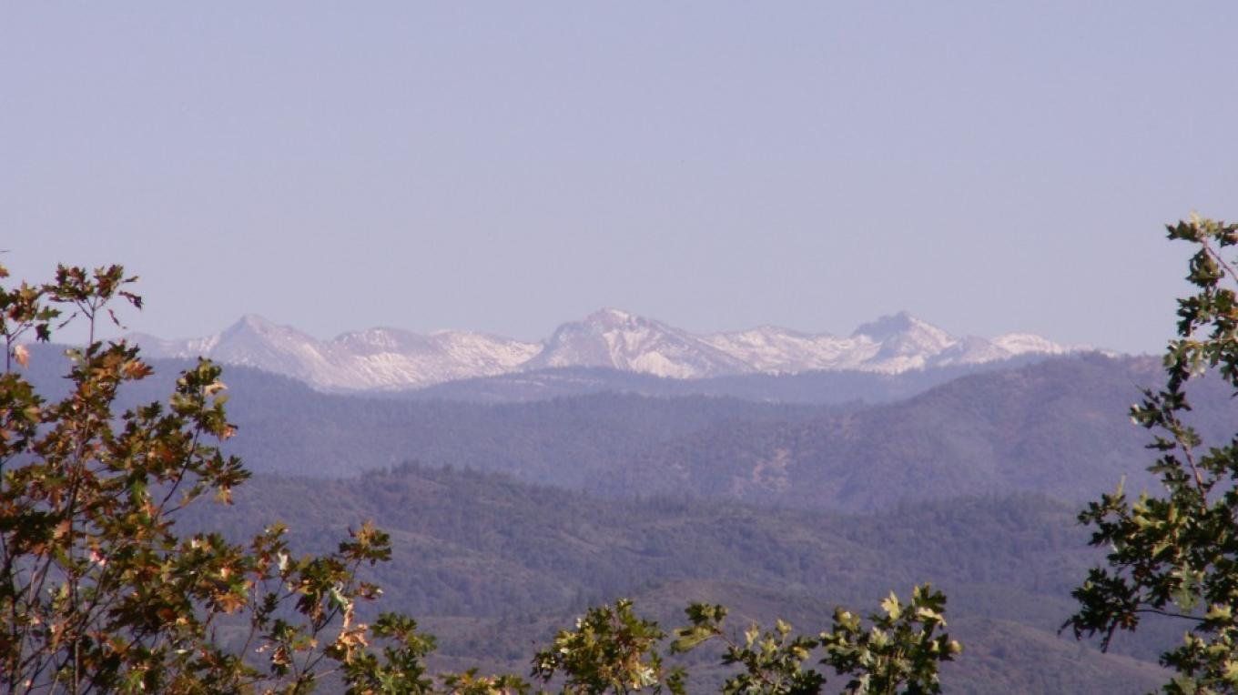 View toward Yosemite from John Muir Highway - 2009 photo – Ken Pulvino