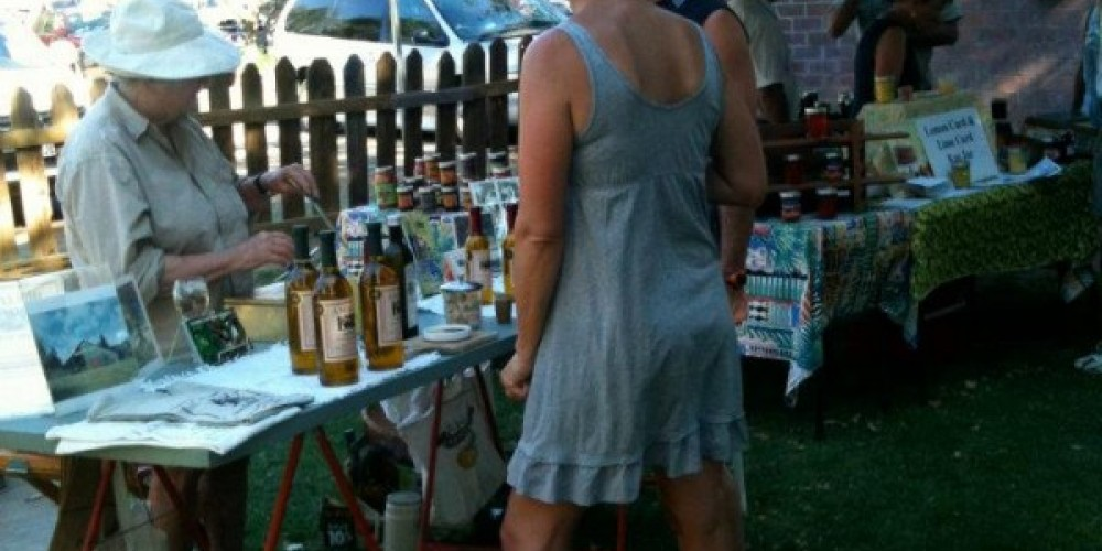 Amador Olive Oil at the Plymouth Market. – Amador County Farmers Market Association