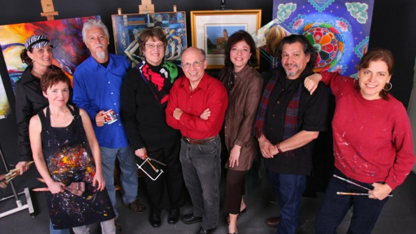 The Artists-in-Residence of The Arts Building. – Michael Kirby