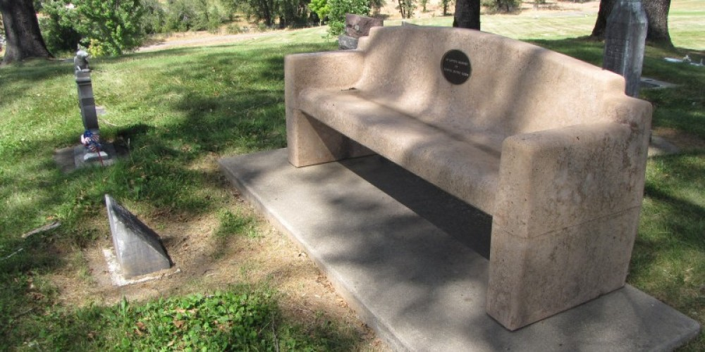 Halcumb offers a picturesque rest stop for travelers in the foothills of Shasta County. – Ben Miles