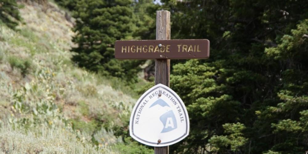 Highgrade Trail – Lorissa Soriano