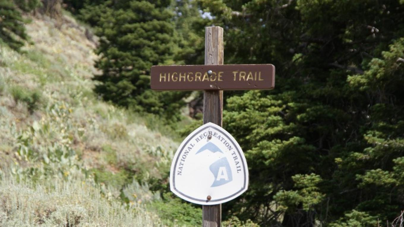 Highgrade Trail – Lorissa Soriano